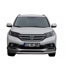 Защита переднего бампера Honda CR-V 2012- Tetri