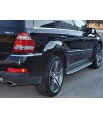Пороги Mercedes-Benz GL 2007- Oem Style