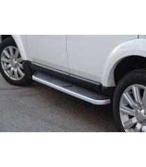 Подножки Land Rover Discovery LR3/LR4