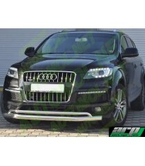 Передняя защита бампера Audi Q7
