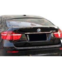 Хром накладка над номером для BMW X6